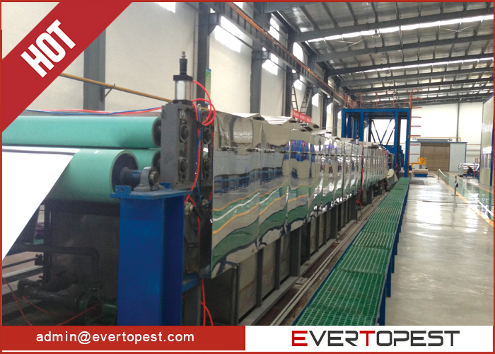 Aluminum Coil Pretreating Product Line
